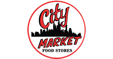 A theme logo of City Market Food Stores